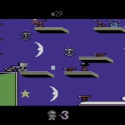 Counterweight Kate, taktická hopsačka pro C64