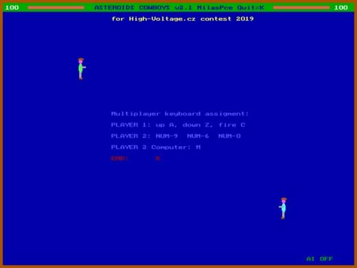 Soutěž >> tvorba hry pro DOS >> #hvdosdev2019 >> anketa