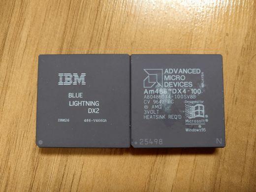 Obrazem: 486, Pentium, K6