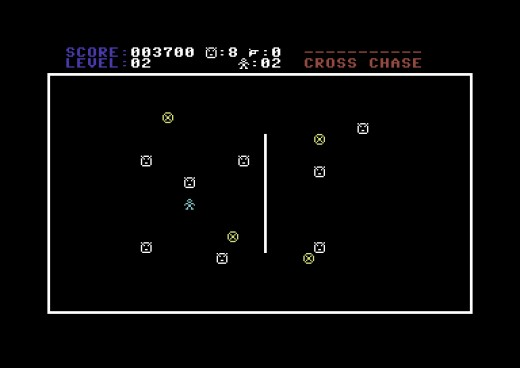 Cross Chase, multiplatformová akční hříčka