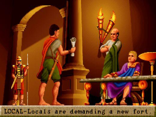 Caesar 1, počátek legendární budovatelské série