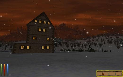 Daggerfall Unity: vampirismus a menší dungeony