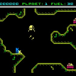 Deep Core Raider, nová hra pro ZX Spectrum