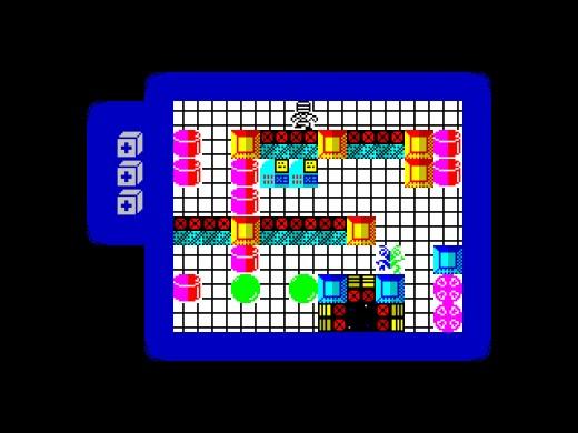 Dead Space, hororová novinka pro ZX Spectrum
