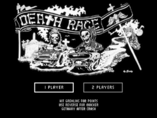 Death Race, PC remake první skutečně kontroverzní hry