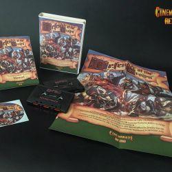 Limitovaná edice Defender of the Crown pro ZX Spectrum