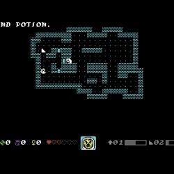 Demons of Dex, nová rogue-like chobičkárna pro Commodore 64