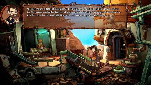 Deponia: The Complete Journey zdarma na Humble Store