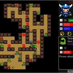 Desktop Dungeons - roguelike logická hra