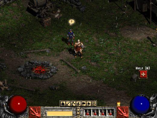 Zahrajem (hra měsíce) – Diablo II