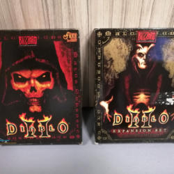 Obrazem / krabice: Diablo II a Lord of Destruction
