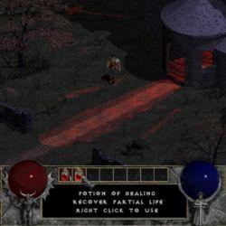 Klikfest mezi záložkami – Diablo v prohlížeči
