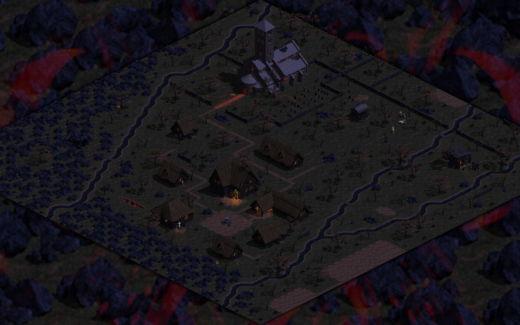 Diablo 1 retro wallpaper