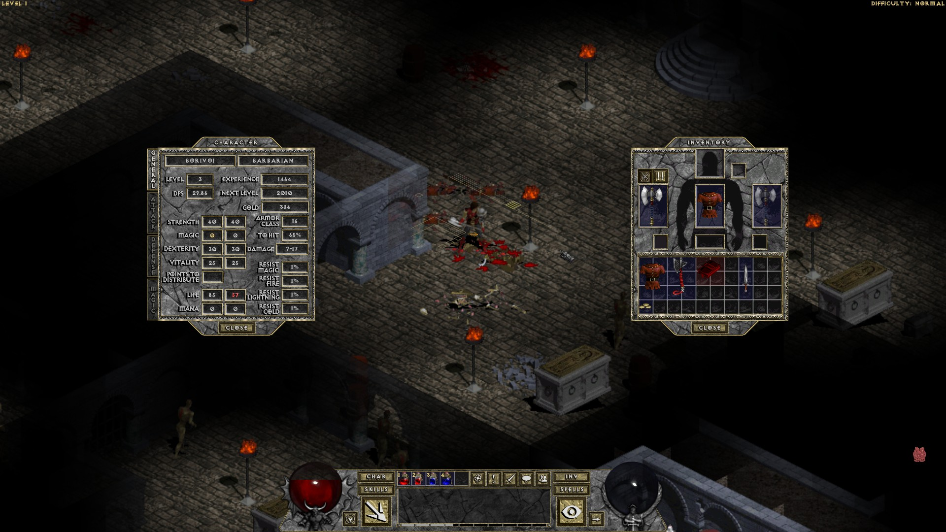 diablo belzebub quests