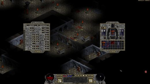 Diablo 1 ve full HD...