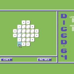 Diced-64, logická novinka pro Commodore 64