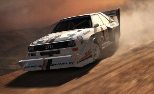 DiRT Rally zdarma na Humble Store