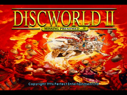 Discworld II: Missing Presumed…!? aka Mortality Bytes