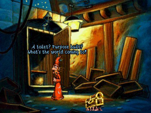 Krabice: Discworld