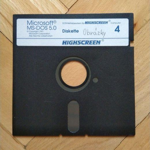 Vzpomínáme: diskety