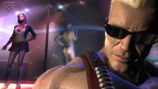 Jaký je váš vztah k Duke Nukem: Forever?
