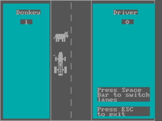 9 nejranějších her pro DOS