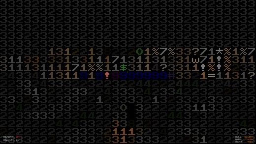 1337d00m – DOOM v ASCII