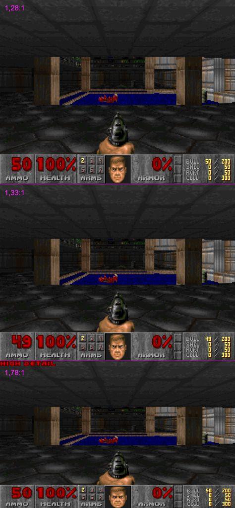 Další zamyšlení nad pixel-perfect škálováním DOSovek… asi potisící
