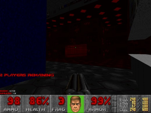 DooM Royale (with Cheese) – Battle Royale mod pro Doom
