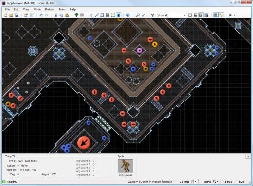 Doom Builder – peklo ve vašich rukou