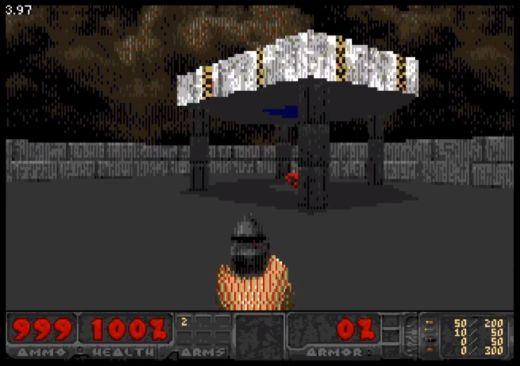 Zvládla by Amiga 500 Dooma?