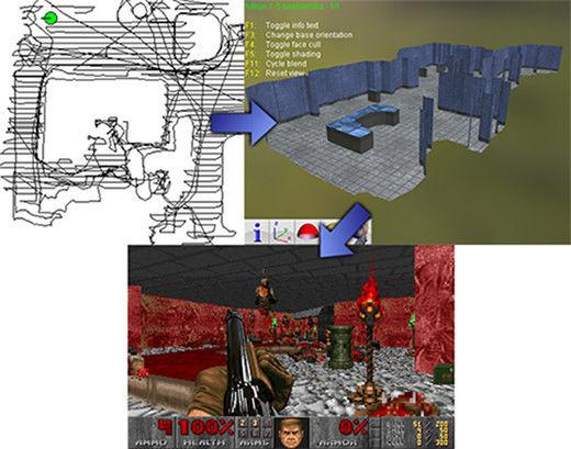 Doomba, proměňte robotický vysavač v nástroj na vytváření map pro DOOM