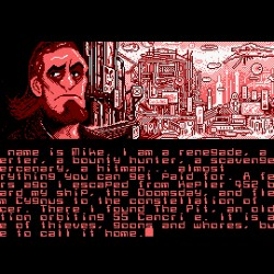 Doomsday Lost Echoes, nová textovka pro Amstrad CPC