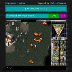 Velkolepý DOSově-herní kvíz!