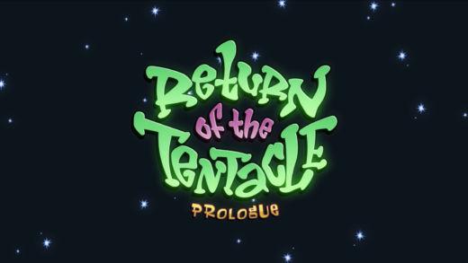Vyšlo neoficiální pokračování Day of Tentacle: Return of the Tentacle – Prologue