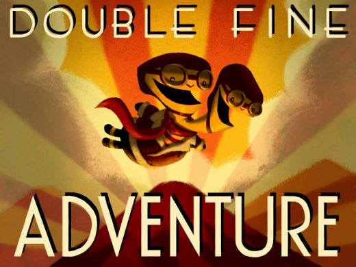 Podpořte point'n'click adventuru od Double Fine Productions