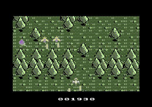 Dragon Soul, nová střílečka pro C64
