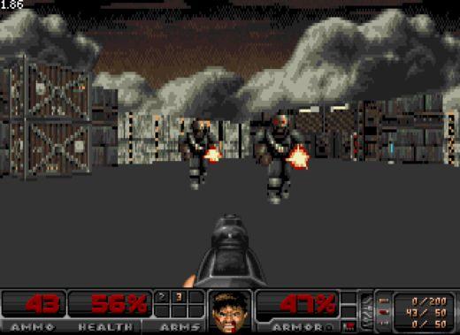 Dredd, zahrajte si techdemo připravované DOOMovky pro Amigu (a Atari)