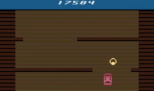 Drive!, nová hra pro Atari 2600