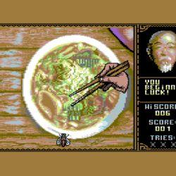 Drunken Chopsticks, mucholovná novinka pro C64