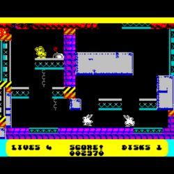 Duckstroma, nová plošinovka pro ZX Spectrum a MSX