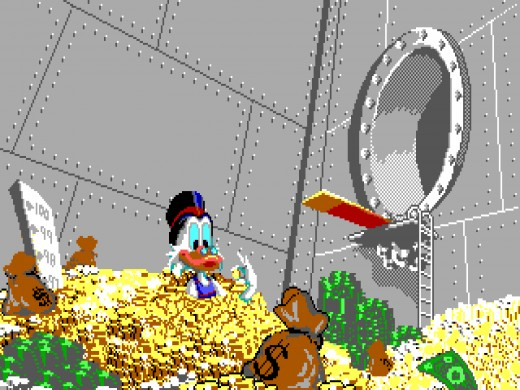 Disney's Duck Tales: The Quest for Gold