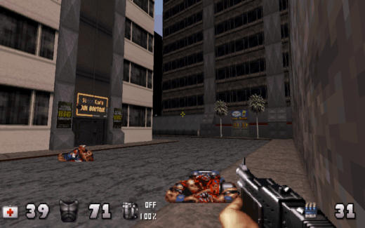 PC port Duke Nukem 64