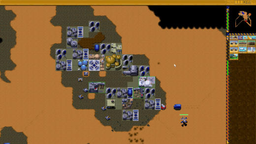 Dune II The Maker, další open source remake Duny 2