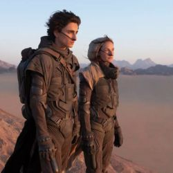 Trailer na novou filmovou Dune