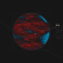 Dune 2 Reimagined – UI koncept