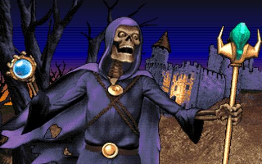 Zahrajte si demo dungeonu The Shadows Of Sergoth (Amiga)