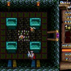 Dungeonette, novinka pro ZX Spectrum Next