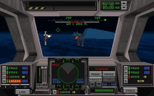 EarthSiege (1994) zdarma ke stažení
