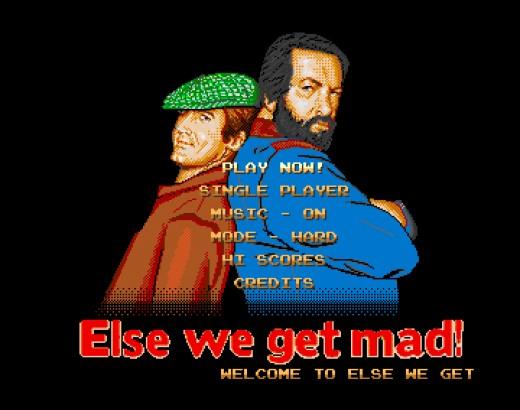 Else we get mad! Zahrajte si demo nové mlátičky pro Amigu